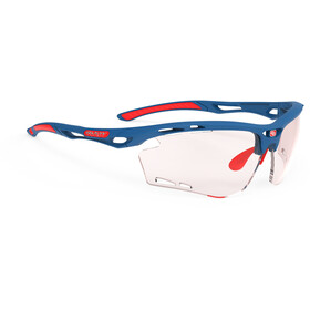 Rudy Project Propulse Brille, pacific blue matte/impactX 2 photochromic red